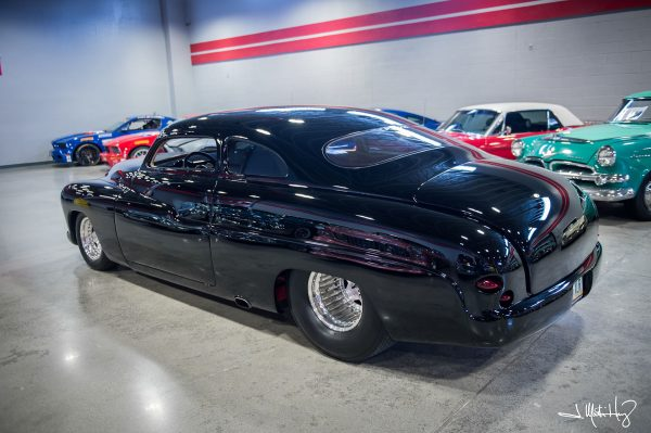 1950 Mercury Coupe with a SRT-10 V10