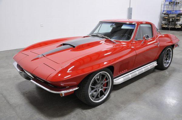 1967 Corvette with a 502 Big-Block V8
