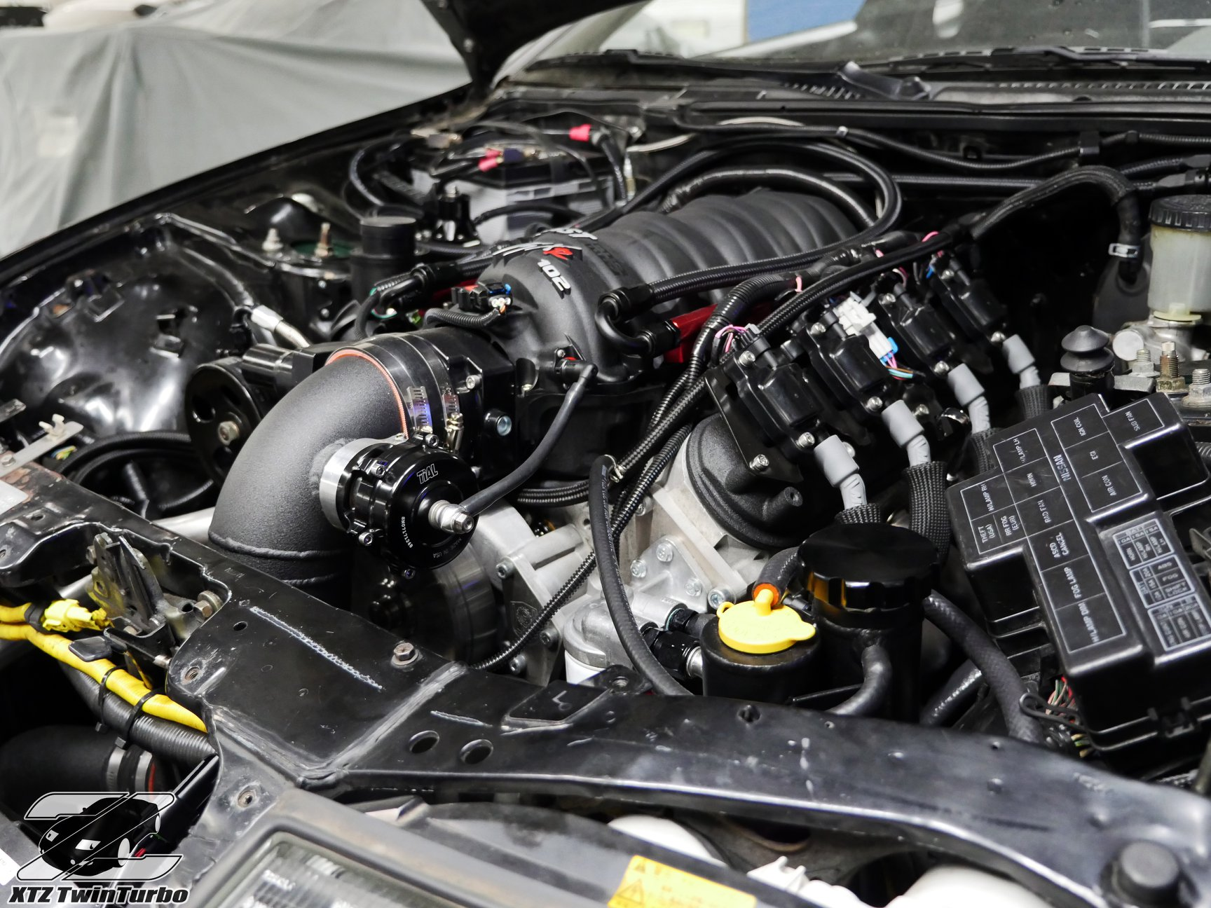 Nissan Zx With Twin Turbo Ls V on 1991 Nissan 300zx