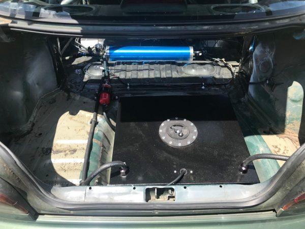 RWD 1995 Impreza with a Ford 302 V8