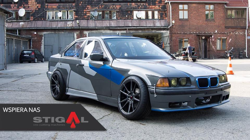 University Students Build Electric Bmw E36 To Drift Engine Swap Depot