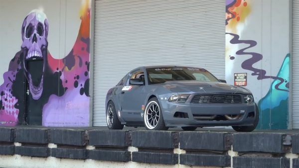2006 Mustang with a Turbo 5.3 L LSx V8