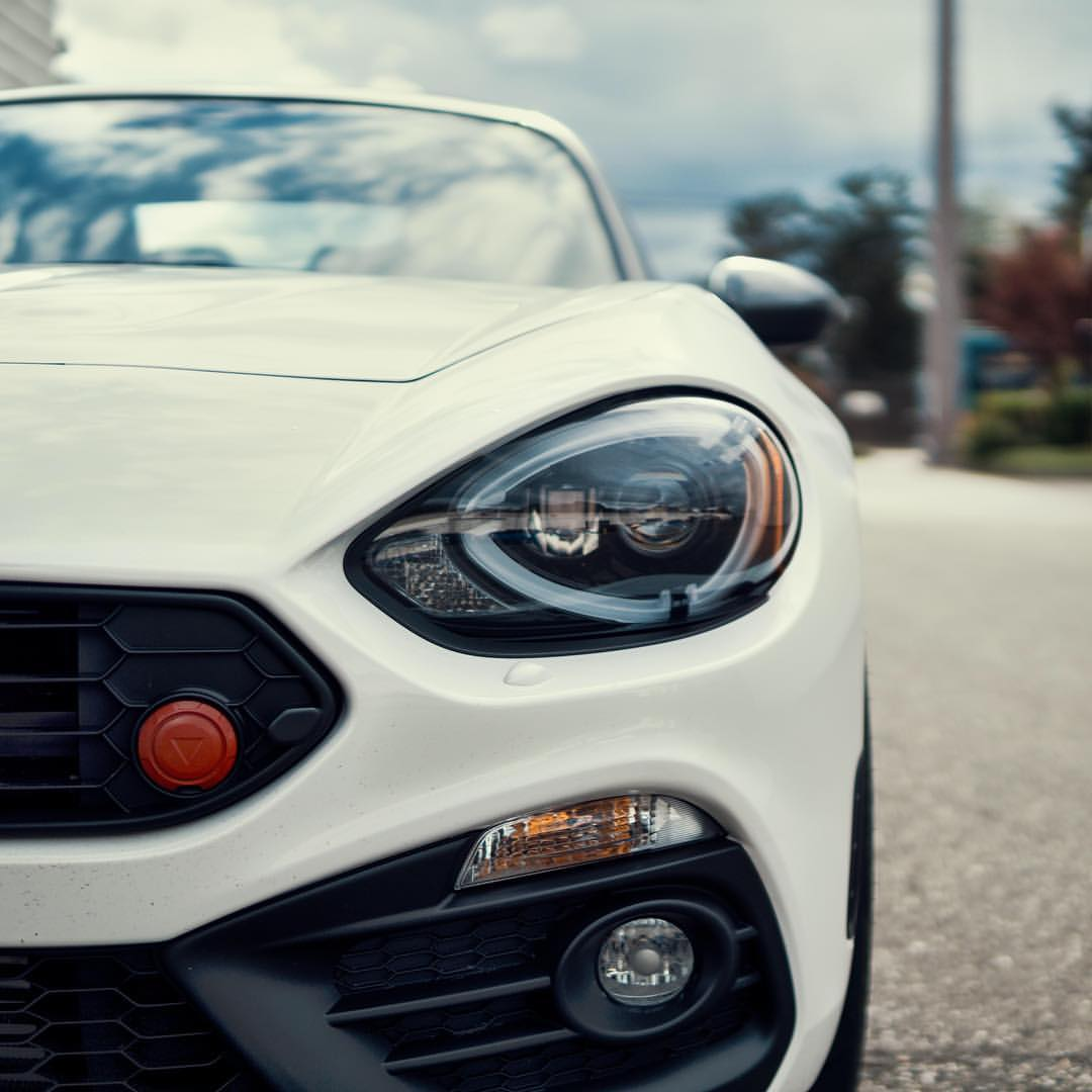 2018 Fiat 124 Spider Suspension: Abarth 124 Spider With An Alfa Romeo Twin-Turbo V6