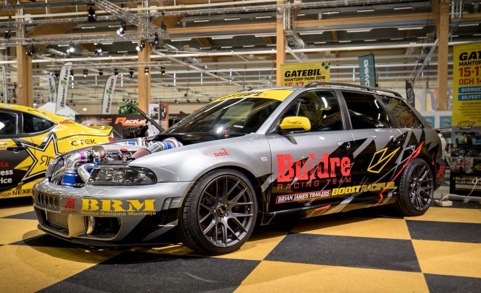 Audi RS With A Whp TwinTurbo L V Engine Swap Depot - Audi rs4