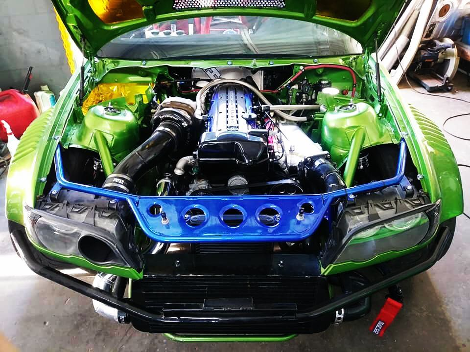 bmw e46 m3 with a turbo 2jz engine swap depot. Black Bedroom Furniture Sets. Home Design Ideas