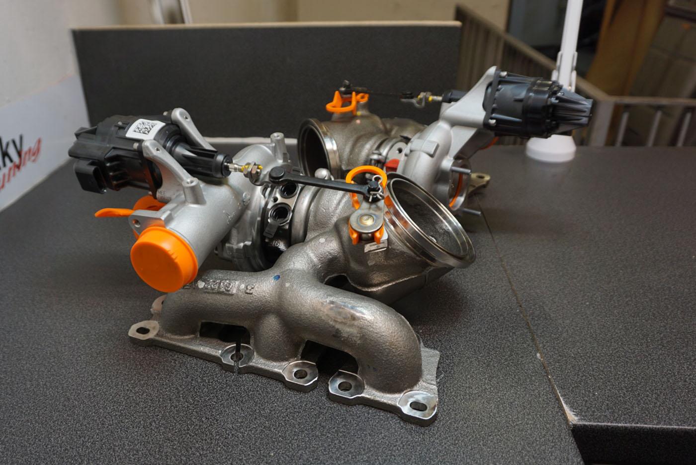 BMW M2 with a M4 Engine – Engine Swap Depot