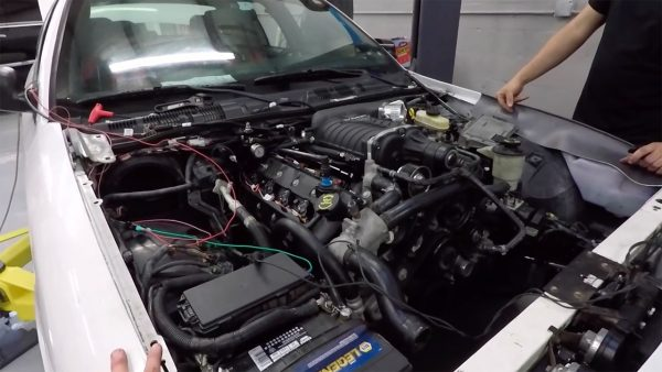 Crown Vic with a Shelby GT500 Supercharged V8 – Part 5