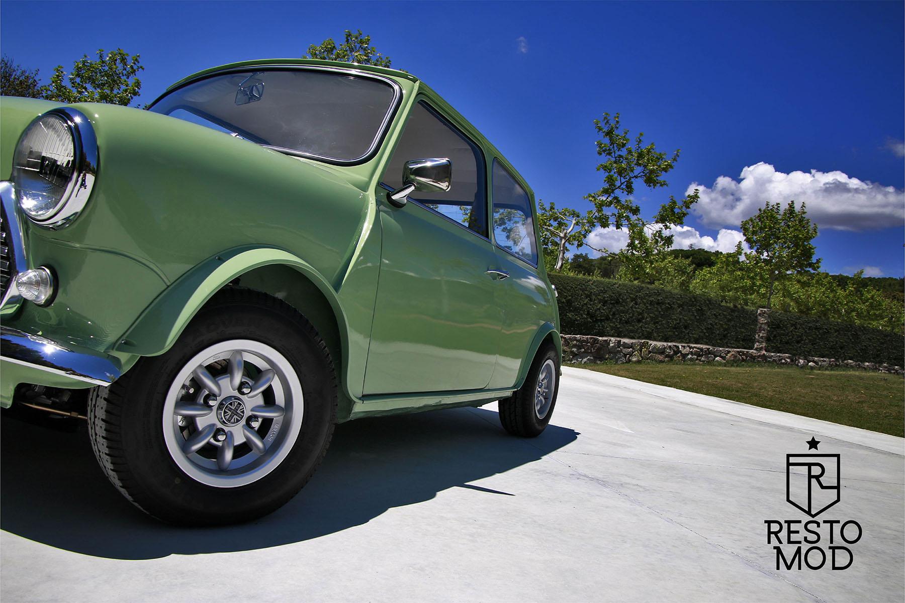 Mini with a Turbo 1 0 L EcoBoost Inline-Three – Engine Swap