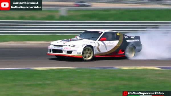 Nissan 200SX with a VR38DETT V6