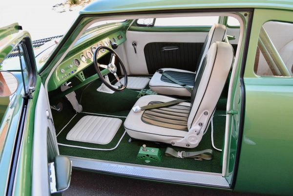 1953 Studebaker Commander with a 526 ci Cadillac V8