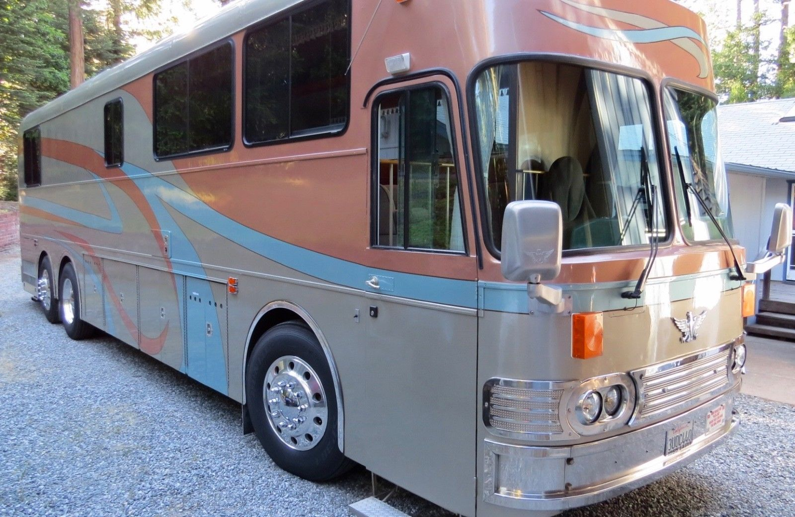 For Sale: 1965 Silver Eagle Conversion with a Turbo Detroit