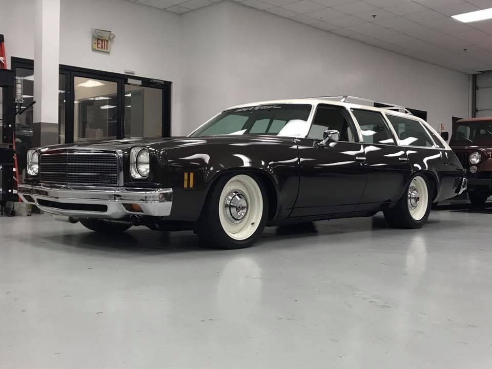 1974 Chevelle Wagon with a Turbo LQ9 V8