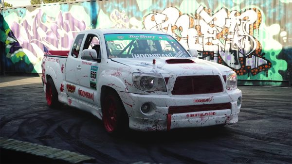2005 Tacoma X-Runner with a turbo 1JZ inline-six