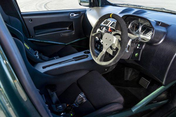Aston Martin Cygnet with a Vantage S 4.7 L V8