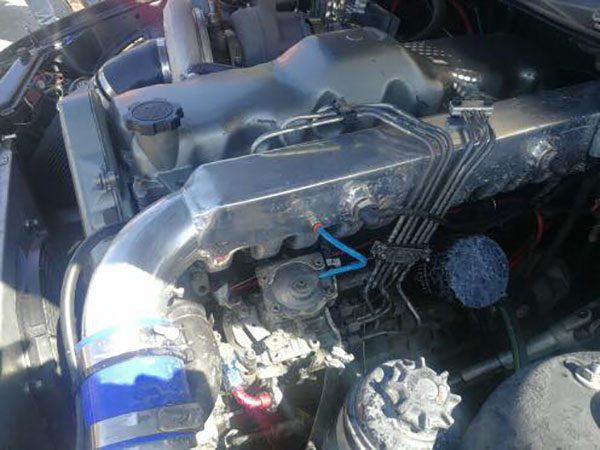 BMW E46 with a Yanmar Turbo Diesel Inline-Six – Engine Swap Depot