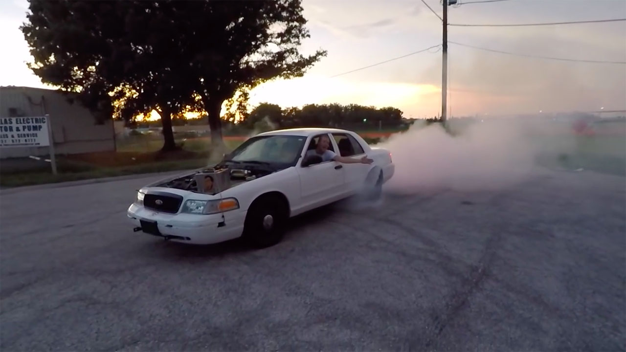 Crown Vic with a Shelby GT500 Supercharged V8 – Part 7