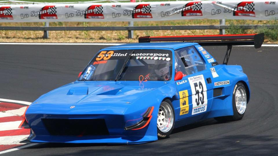 fiat x1 9 with an alfa romeo 156 d2 inline four \u2013 engine swap depot 1974 Fiat X1 9 he accomplish this feat thanks to his talent and a very light race car the tube chassis and fiat x1 9 body weighs 600