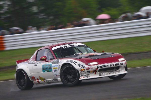 Mazda MX-5 with a Turbo 13B