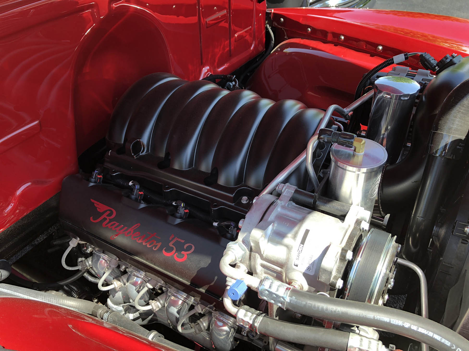 1953 Chevy Truck With A L83 V8  U2013 Engine Swap Depot