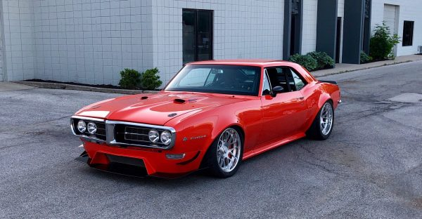 1967 Firebird with a Supercharged LSA V8
