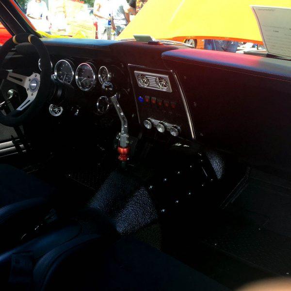 1967 Firebird with a Supercharged LSA V8