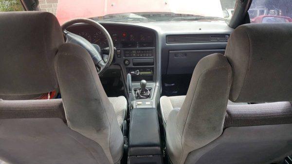 1991 Toyota Supra with a 1UZ V8