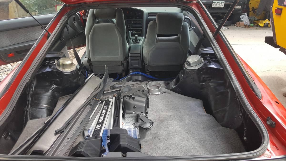 For Sale: 1991 Supra with a 1UZ V8 – Engine Swap Depot