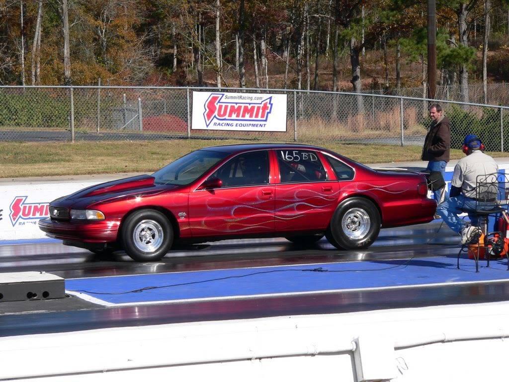 1996 Impala SS with a Twin-Turbo 400 ci V8