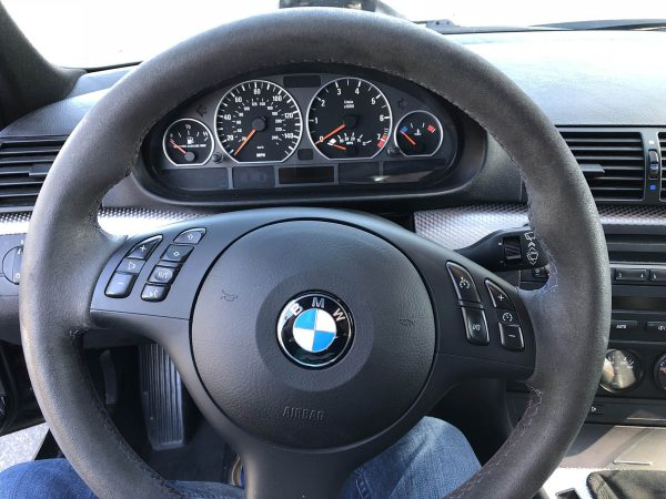 2003 BMW 330i with a LS3 V8