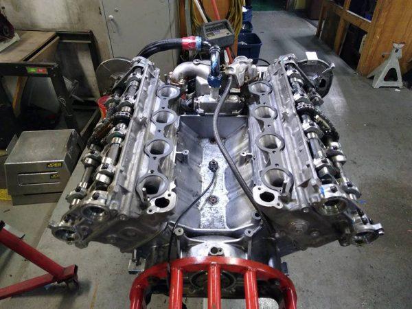 928 Motorsports Porsche 928 400 ci V8