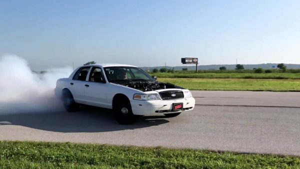 Crown Victoria with a GT500 SC 5.4 L V8