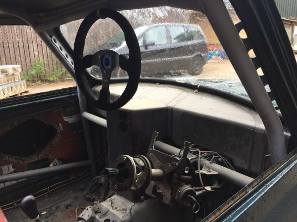 Mini Race Car with a Subaru 4WD Powertrain