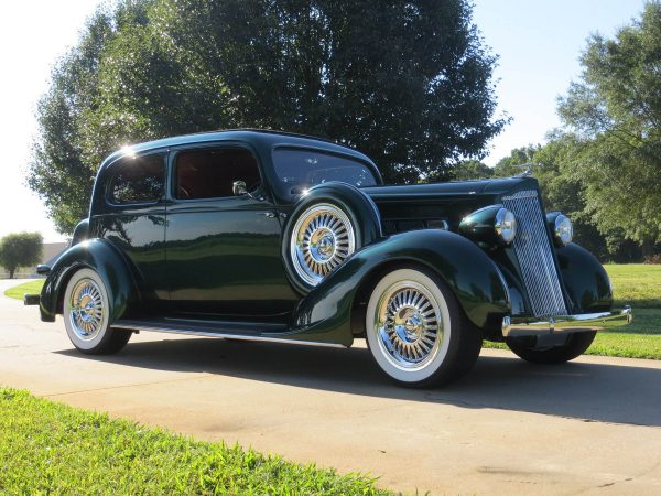 1935 Packard with a LS3 V8