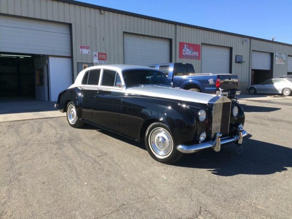 1961 Rolls-Royce Silver Cloud II with a LS3 V8