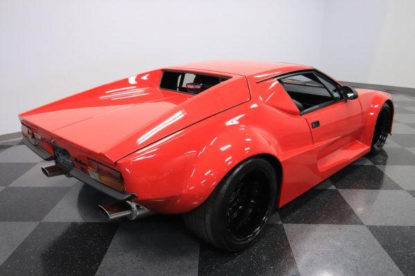 1973 Pantera with a 427 ci Windsor V8