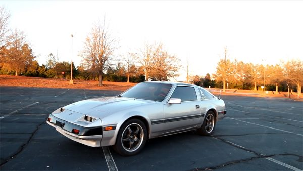 1984 Nissan 300ZX with a Ford 5.0 L V8