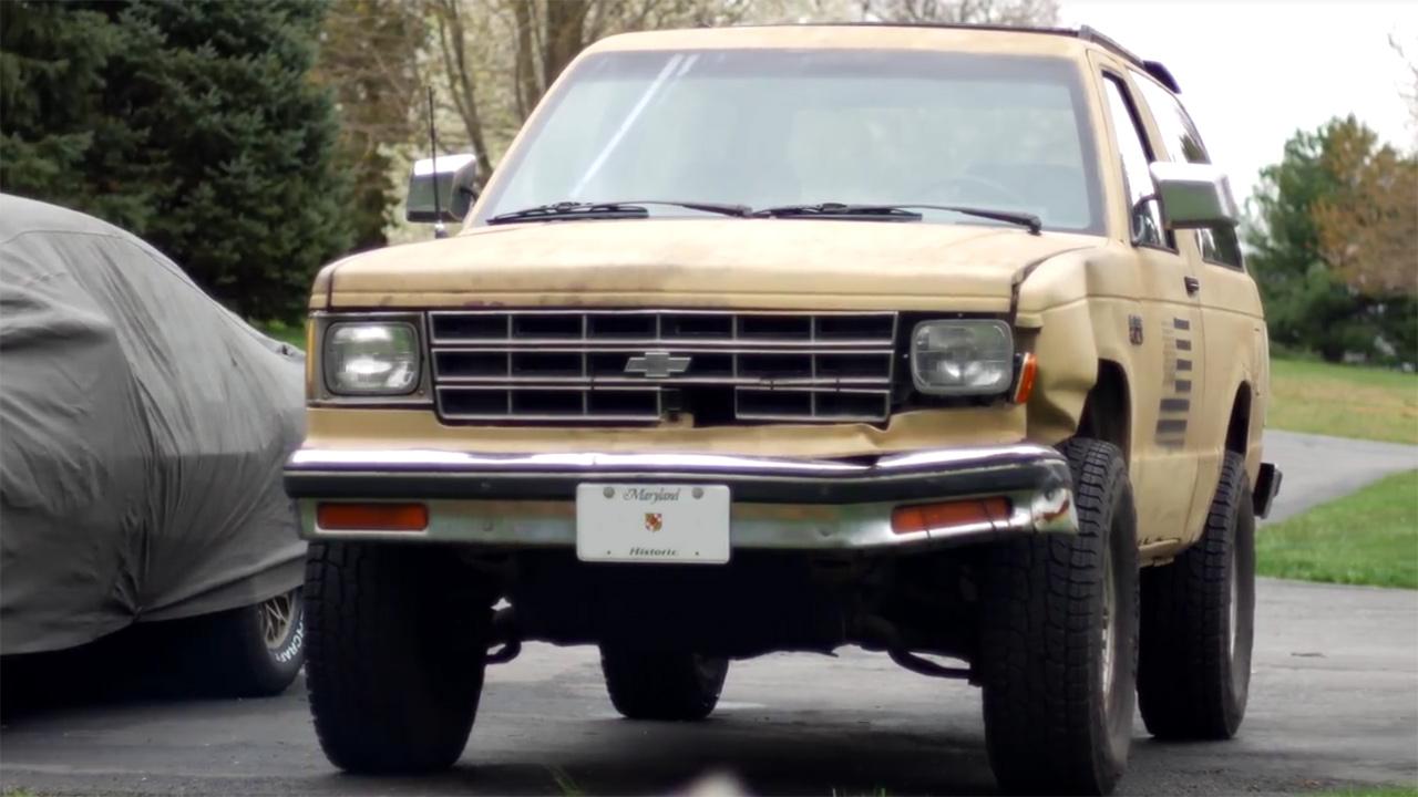 S10 Blazer 4×4 with a Chevy 350 V8 – Engine Swap Depot