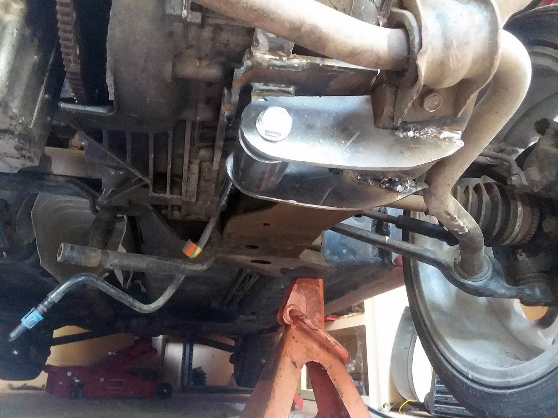 Building a 1997 Saturn SC2 with a Turbo 3800 V6 – Engine