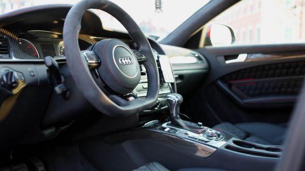 2008 Audi A4 with a 4.2 L V8 and Quattro drivetrain