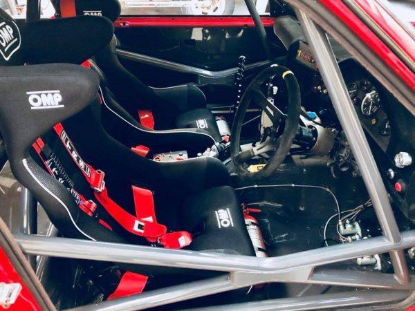 BMW E30 with a K20 Inline-Four