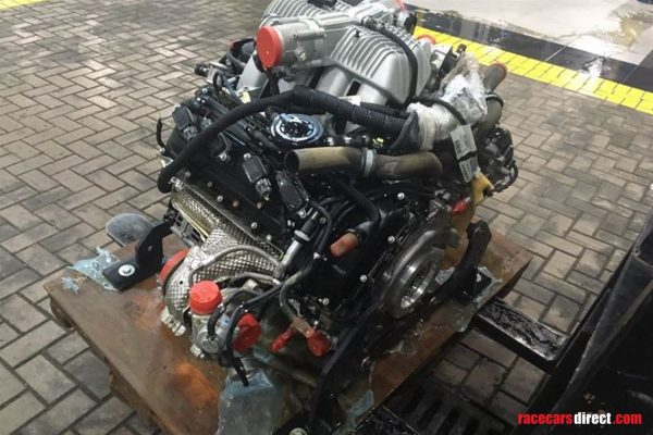 McLaren MP4-12C Twin-Turbo M838T V8