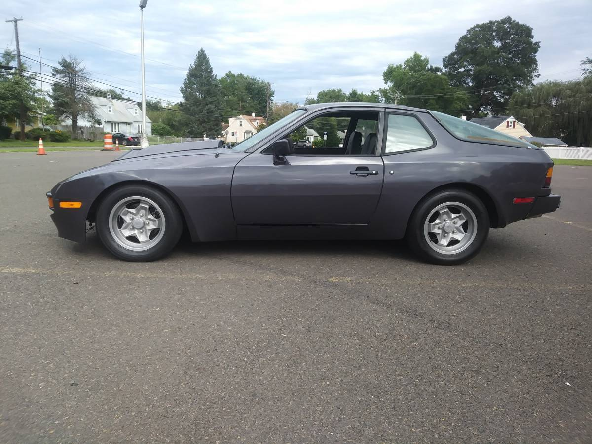 For Sale 1983 Porsche 944 With A Chevy 350 V8 Engine Swap