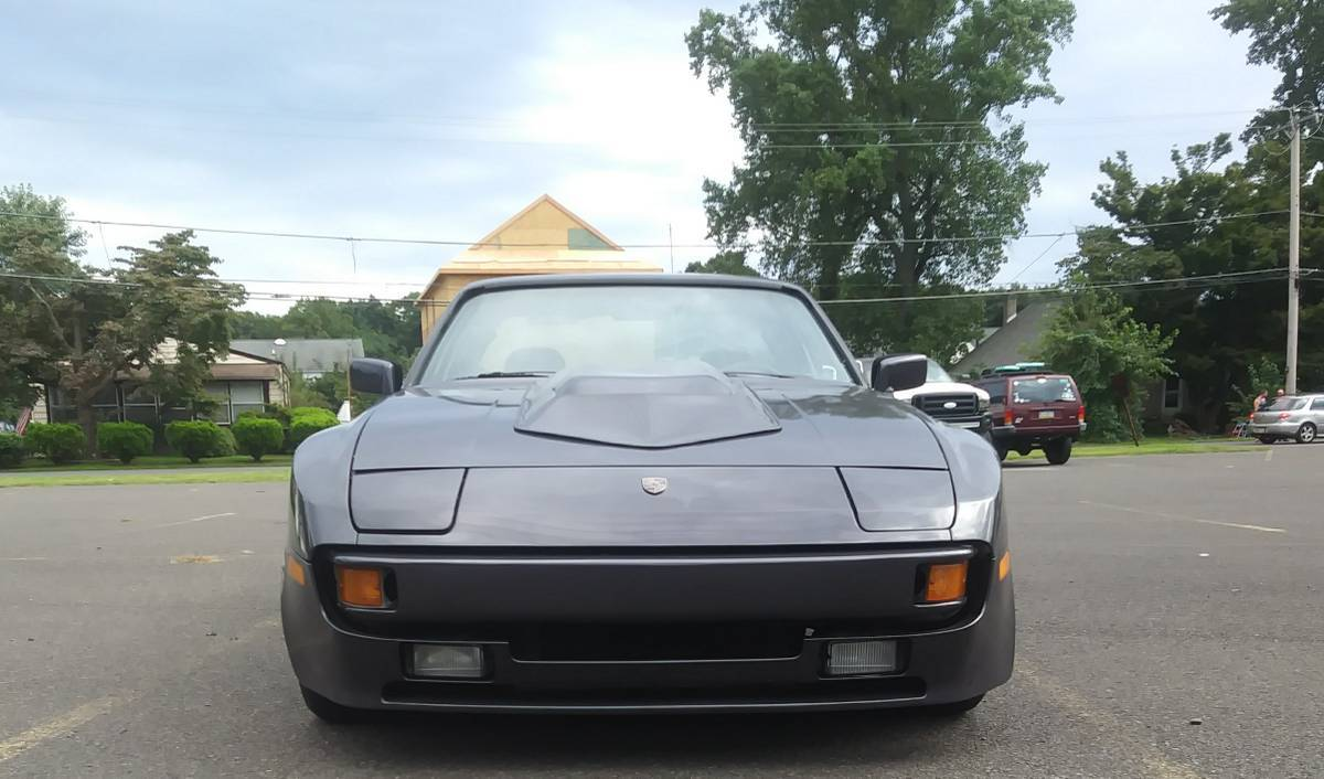 For Sale 1983 Porsche 944 With A Chevy 350 V8 Engine Swap Depot