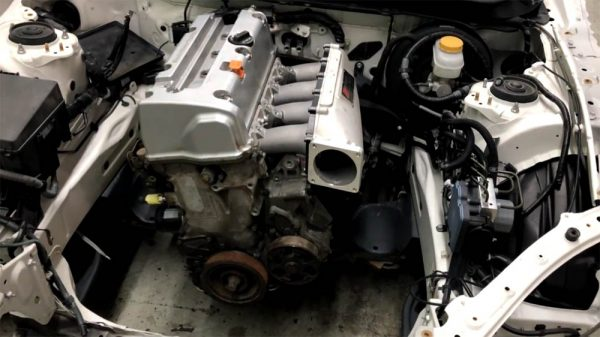 Pure Automotive FRS-BRZ-86 K-Series Swap Kit