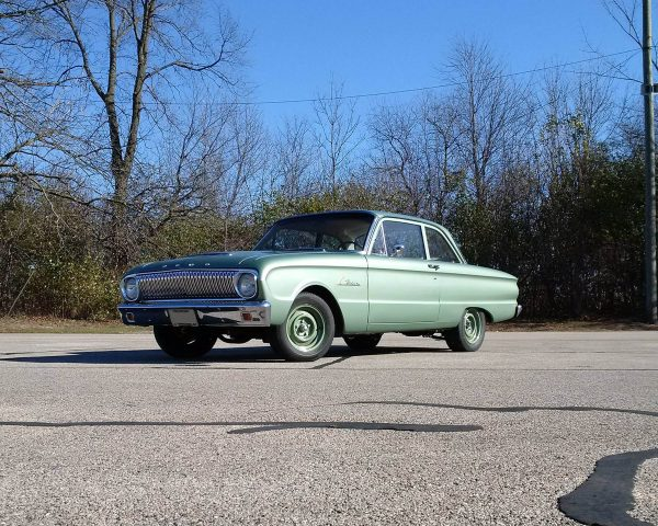 1962 Ford Falcon with a Turbo Duratec Inline-Four - engineswapdepot com