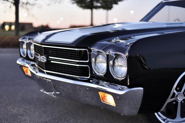 1970 Chevelle with a 454 LSX V8