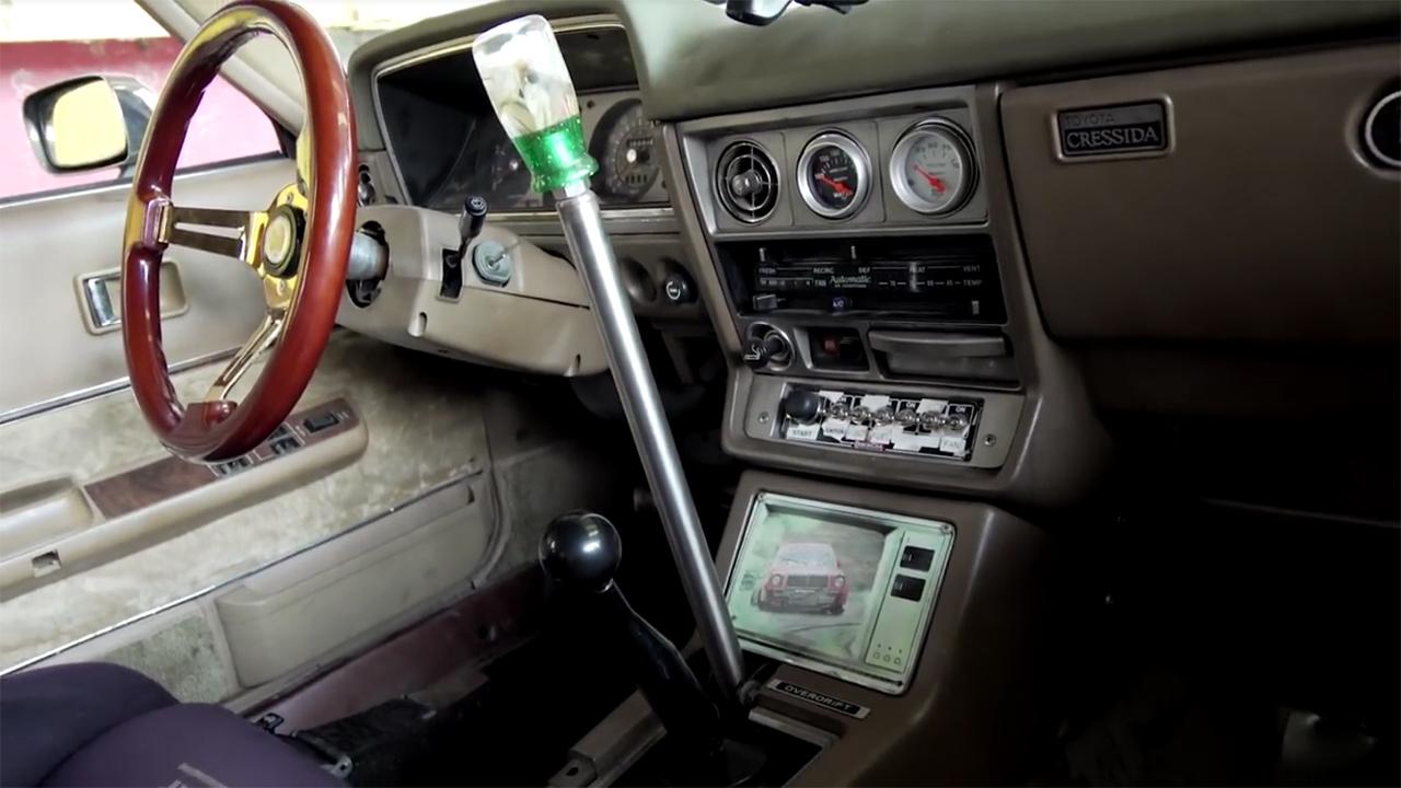 1979 Toyota Cressida With A 1uz V8 Engine Swap Depot Wiring Harness Source Thehoonigans
