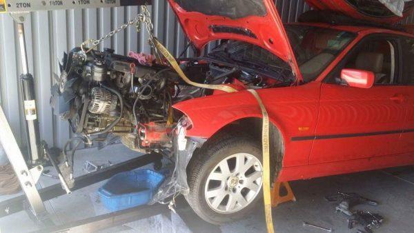 2000 bmw 323i manual transmission swap
