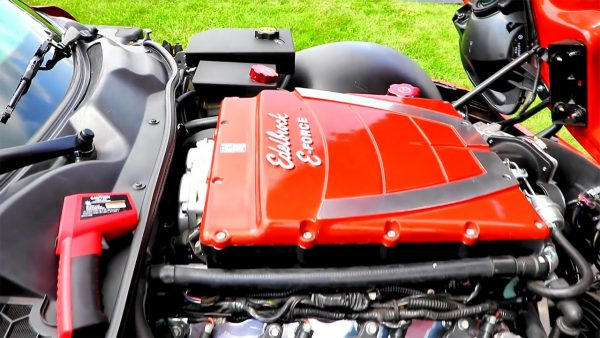 2008 Pontiac Solstice with a Supercharged LS3 V8