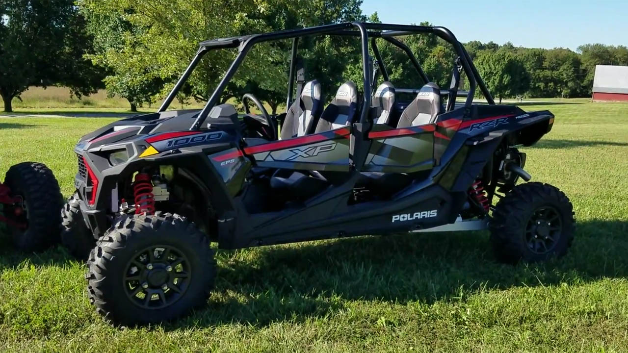 Building a 2019 Polaris RZR with a 525 hp LS3 V8 – Engine